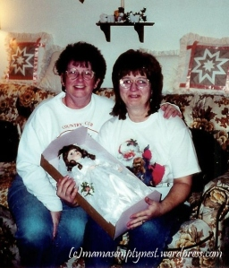 The new bride doll in 1998