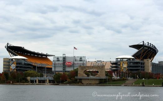 Pittsburgh Steelers stadium off season
